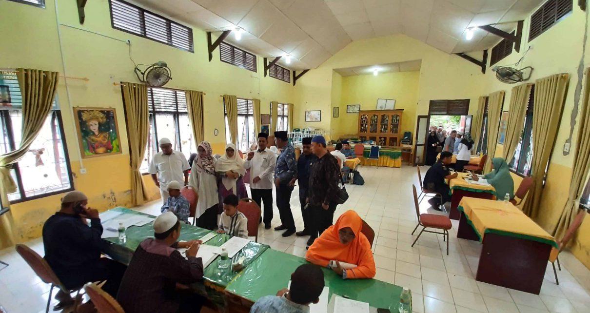 Komisi IV DPRK Banda Aceh Mendatangi SMP Negeri 19 Percontohan Banda Aceh