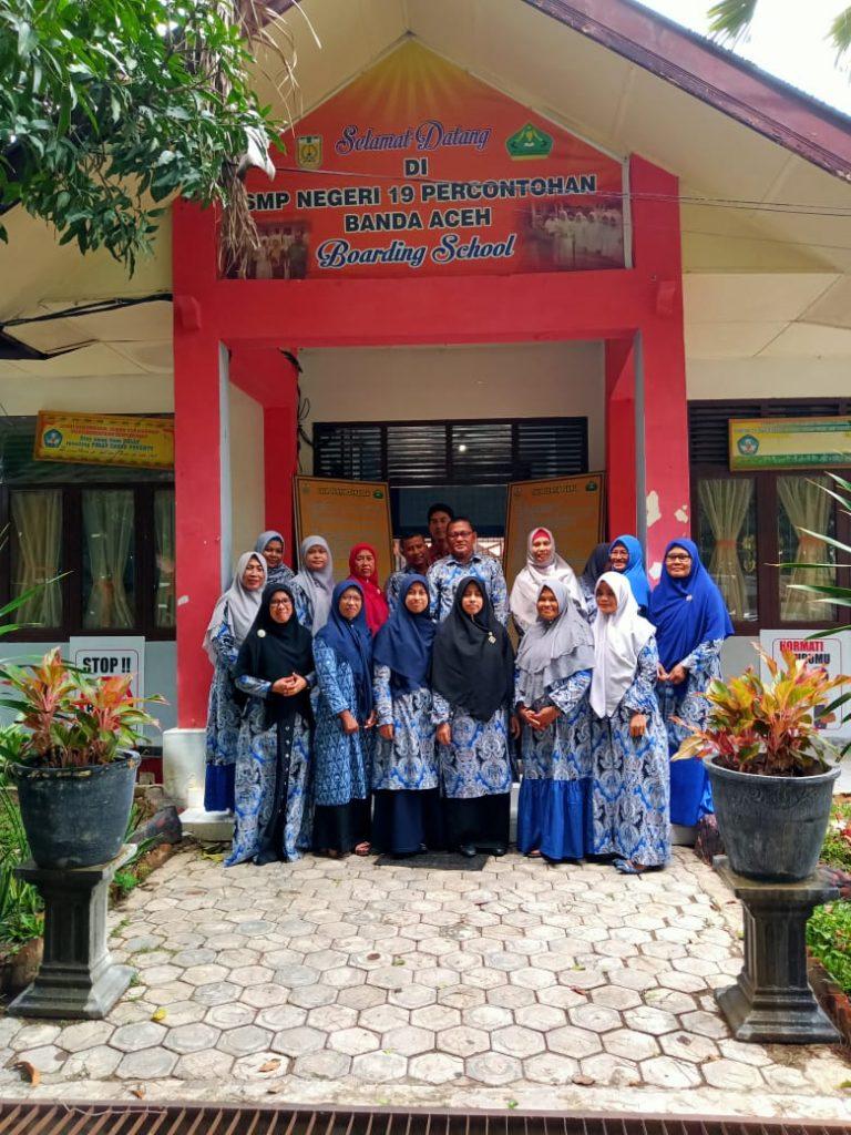 Pelaksanaann Akreditasi Sekolah Smp Negeri 19 Percontohan Banda Aceh