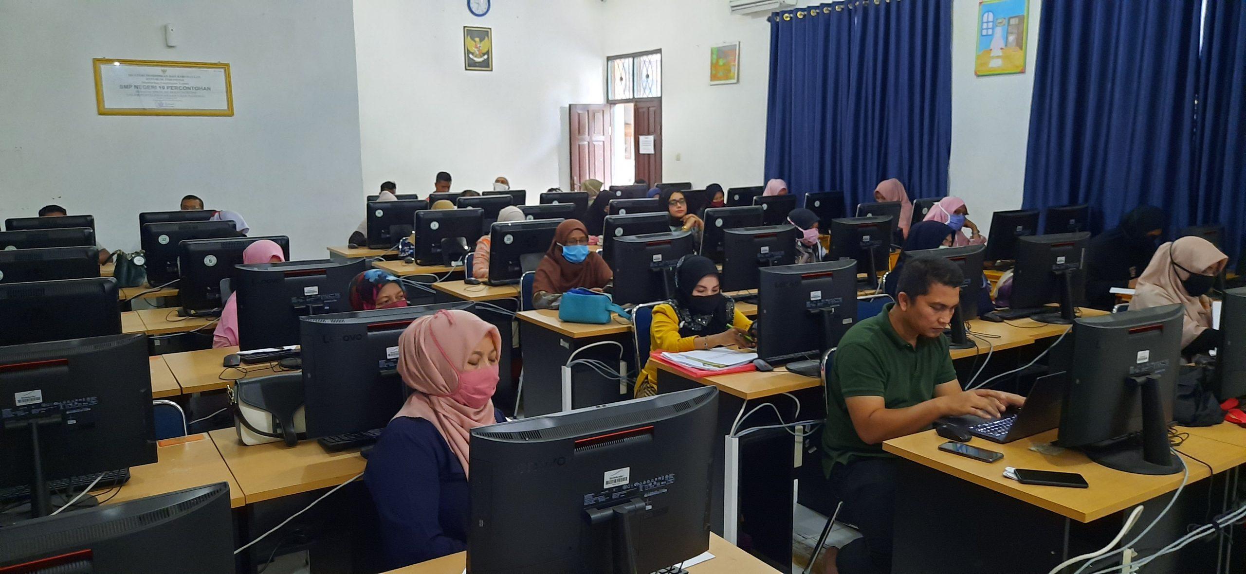 Pembelajaran Daring Masa COVID-19