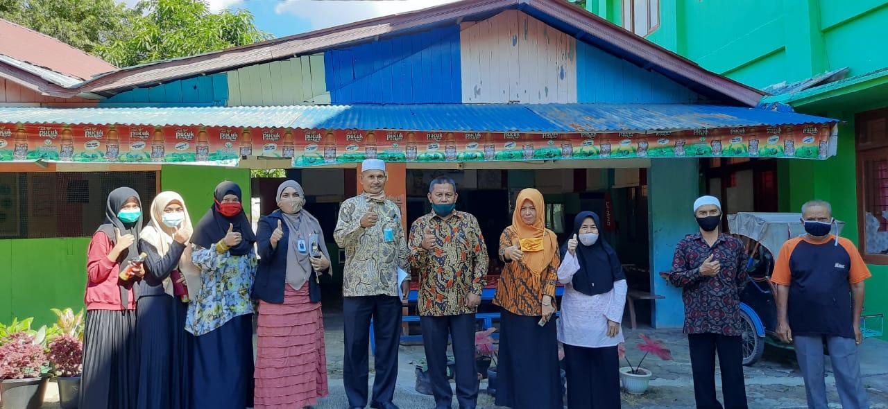 Kegiatan Pengontrolan dan Pengawasan BPOM pada SMP Negeri 19 Percontohan Banda Aceh