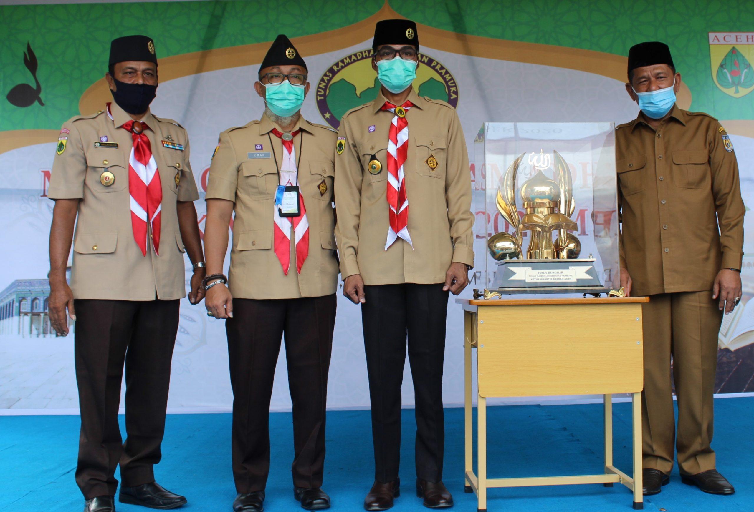 Musabaqah Tunas Ramadan XIX (KWARDA) di SMP Negeri 19 Percontohan Banda Aceh