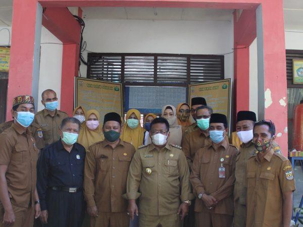 Kunjungan Wali Kota Banda Aceh Beserta Rombongan